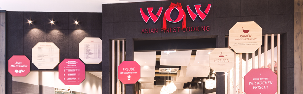Restaurant WOW-ASIEN FINEST COOKING